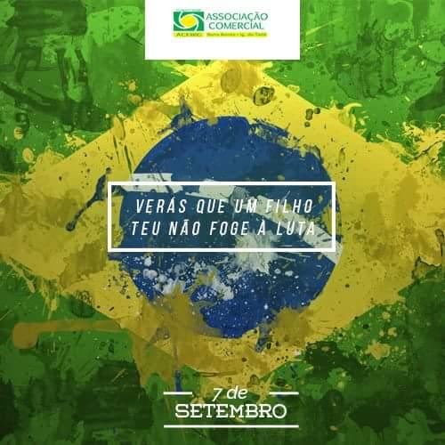 7 de setembro independ ncia do brasil associa o for Mural 7 de setembro